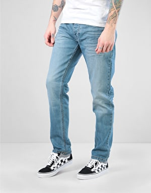Dickies North Carolina Denim Jeans - Light Blue