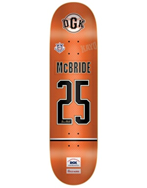 DGK McBride Throwback Pro Deck - 8.375