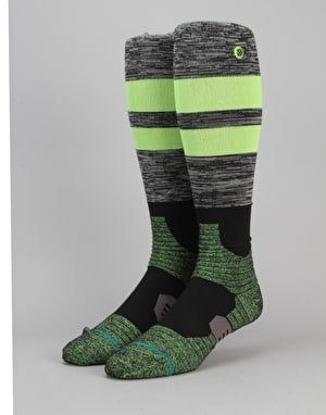 Stance Stoney Ridge Backcountry Snowboard Socks - Lime