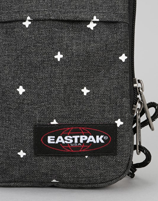 Eastpak Buddy Cross Body Bag - White Crosses