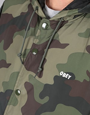 Obey Singford Stadium II Jacket - Camo