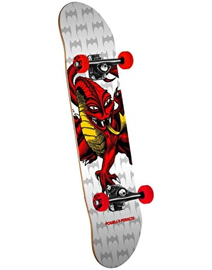 Powell Peralta Cab Dragon One Off Complete Skateboard - 7.75