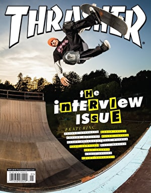 Thrasher Magazine Issue 454 May 2018