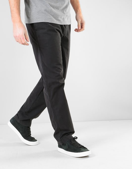 Stüssy Brushed Beach Pant - Black