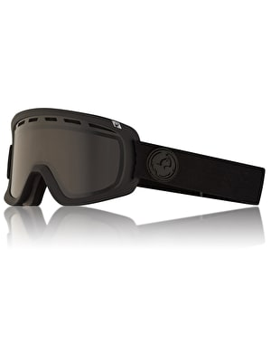Dragon D1 OTG 2018 Snowboard Goggles - Murdered/Dark Smoke