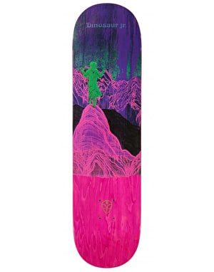 Alien Workshop x Dinosaur Jr. Give a Glimpse Deck - 8.125