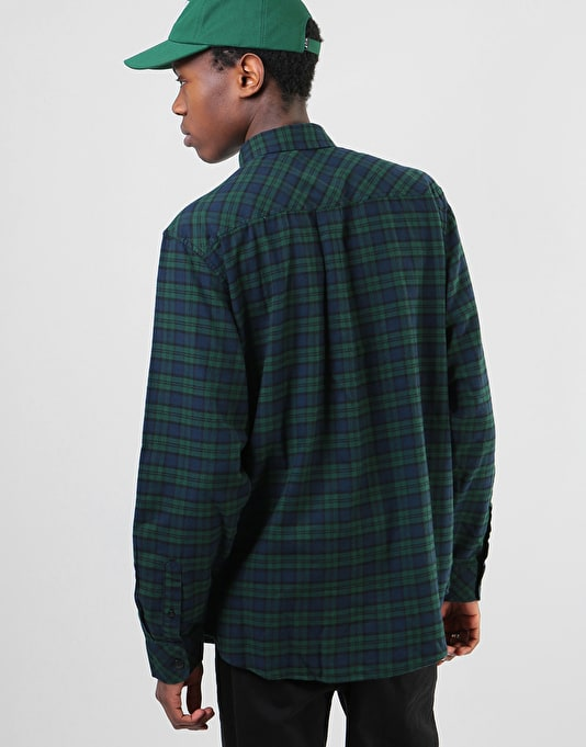 Carhartt L/S Shawn Shirt - Shawn Check, Tasmania