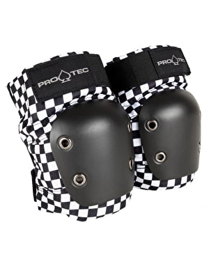Pro-Tec Street Gear Junior Triple Padset - Black/White Checker