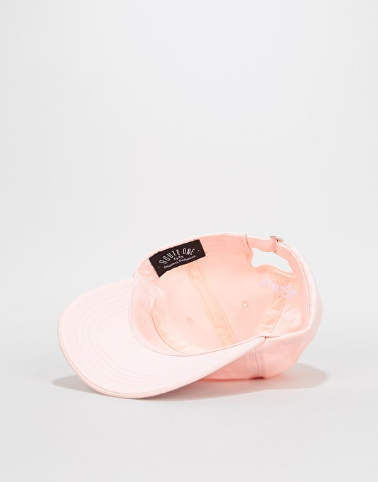 978ebe9e8ae Route One With Love Cap - Light Pink