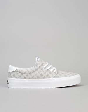 Straye Fairfax Skate Shoes - Grey/Birdie