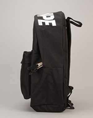 Hype Banner Backpack - Black