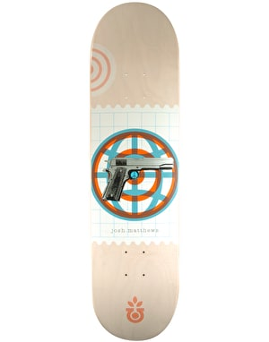 Habitat Matthews World 'Piece' Pro Deck - 8.25
