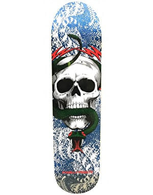 Powell Peralta Skull & Snake One Off Skateboard Deck - 7.625