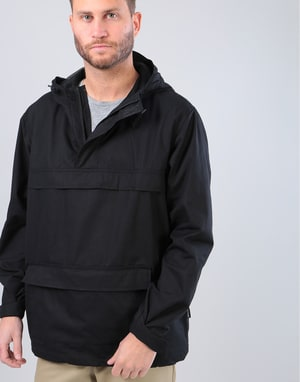 Route One Kanga Jacket - Black