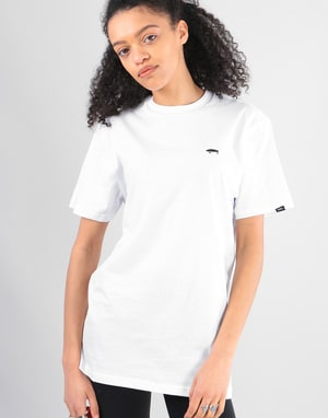 Vans Womens Skate Oversized T-Shirt - White