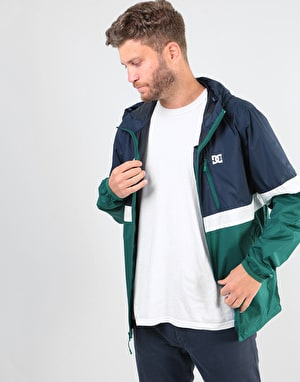 DC Dagup Triple Block Jacket - June Bug