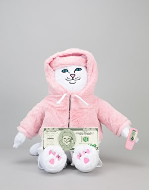 RIPNDIP Killa Nerm Plush Doll - White