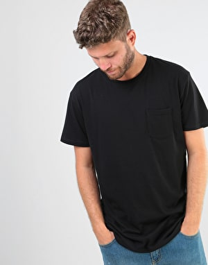DC Basic Pocket 2 T-Shirt - Black