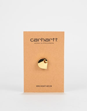 Carhartt C Ramp Pin - Gold