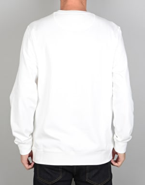 Vans Glibert Crockett Crewneck - Bright White