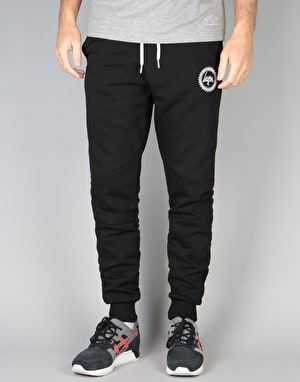Hype Crest Sweatpants - Black