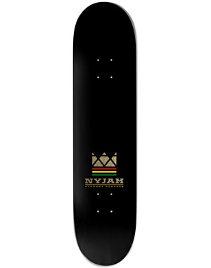Element Nyjah Concave Logo Pro Deck - 8.125