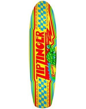 Krooked Zip Zinger Racing Team Deck - 7.5
