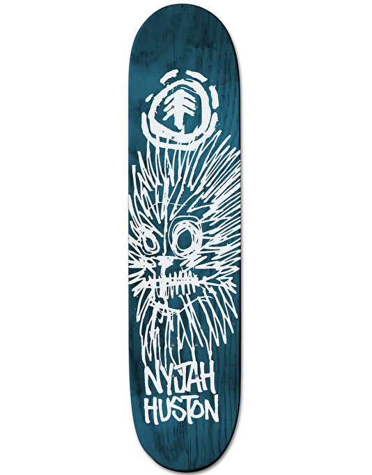 Element x Fos Nyjah Lion Skateboard Deck - 7.75""