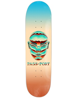 Pass Port Chrome Series - Lady Skateboard Deck - 8