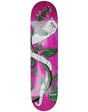 RIPNDIP Botanical Skateboard Deck - 8.5