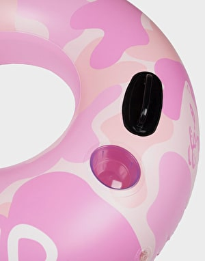 RIPNDIP Camo Tube Float - Pink
