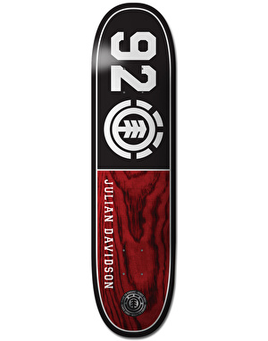 Element Julian 92 25 Year Collection Pro Deck - 8.125
