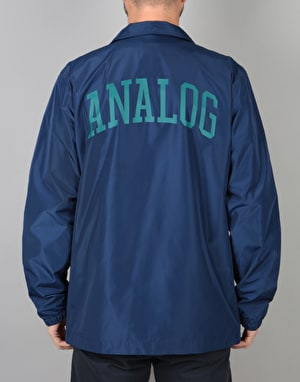 Analog Campton 2018 Snowboard Coaches Jacket - Deflate Gate