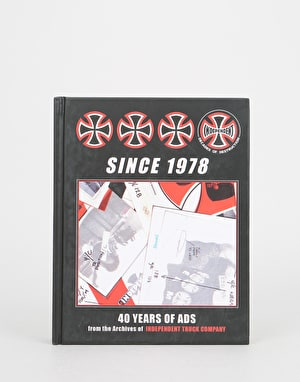 Independent Since 1978 Book - 40 Years of Ads
