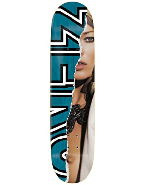 Zero Burman Super Model Pro Deck - 8.25