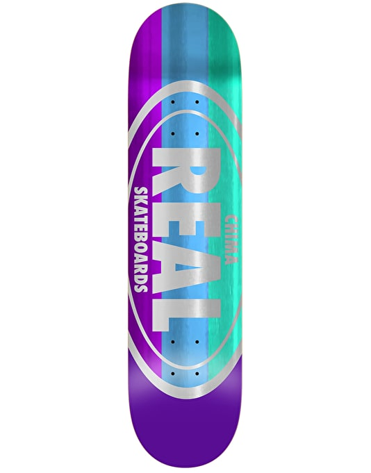 Real Chima Shine Oval SE Pro Deck - 8.06""