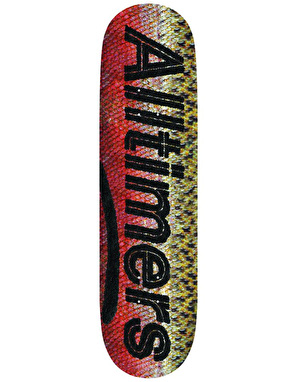 Alltimers Caviar Logo Team Deck - 8.5