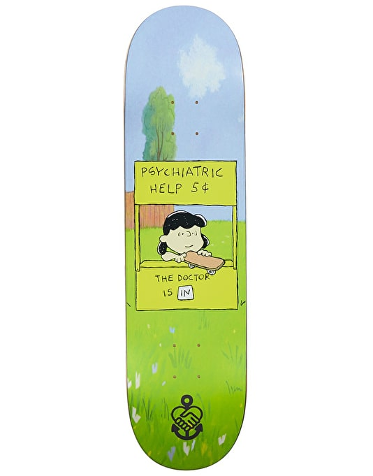 The Friend Ship Lucy 2 Skateboard Deck - 8""