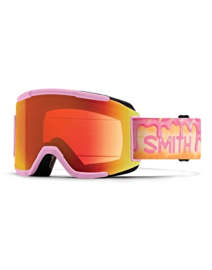 Smith Squad 2019 Snowboard Goggles - Gus Kenworthy/Everyday Red Mirror