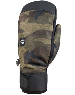 686 Mountain 2019 Snowboard Mitts - Dark Camo Print