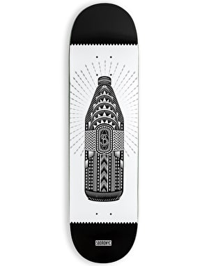 5Boro x Dan Funderburgh Art Series 40oz Skateboard Deck - 8.375