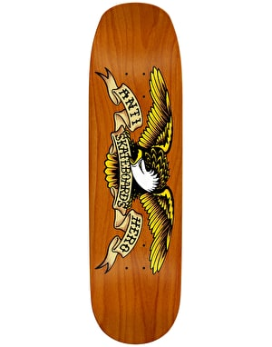 Anti Hero Shaped Eagle Skateboard Deck - 9.1