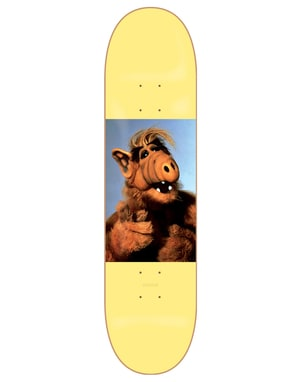 Manor Melmac Skateboard Deck - 7.875