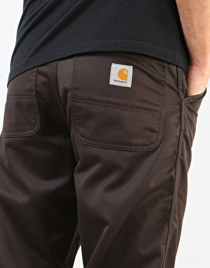 Carhartt Simple Pant - Tobacco (Rinsed)