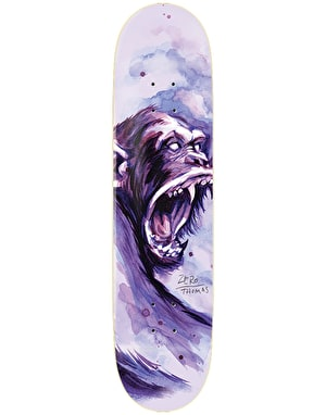 Zero Thomas Let It Bleed Skateboard Deck - 8.25