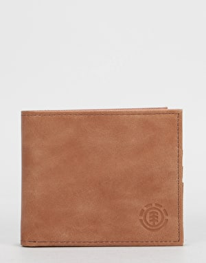 Element Avenue Wallet - Brown