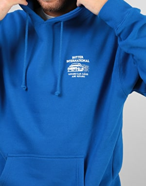 Butter Goods M3 Pullover Hoodie - Royal