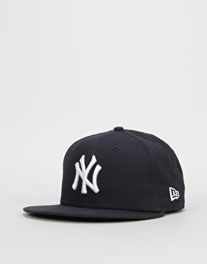 New Era 9 Fifty MLB New York Yankees Snapback Cap - Navy ... 126dce19b8c