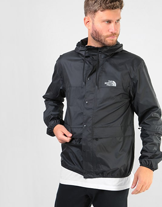 The North Face 1985 Mountain Jacket - TNF Black/High Rise Grey