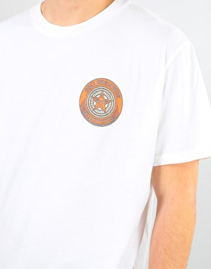 Obey Obey Dissent T-Shirt - White